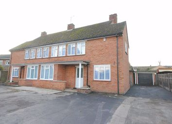 Thumbnail 3 bedroom property to rent in Hargrave Close, Hargrave Close, Cambridge Road