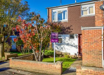 Thumbnail 3 bed end terrace house for sale in Cheviot Road, Langley