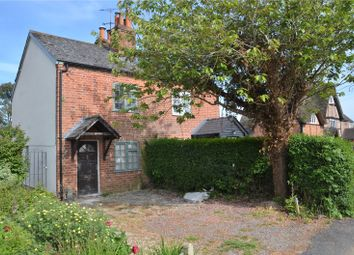 Thumbnail 2 bed semi-detached house for sale in North Street, Theale, Reading
