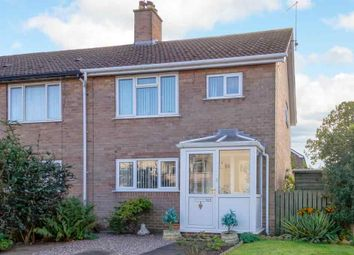 Thumbnail 2 bed end terrace house for sale in Cordwell Park, Wem, Shrewsbury