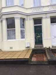 Thumbnail 2 bed shared accommodation to rent in Beaumont Road, Plymouth, Devon
