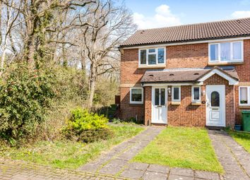 Thumbnail 2 bed end terrace house to rent in Great Oaks Chase, Chineham, Basingstoke
