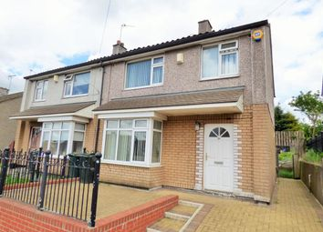 Thumbnail 3 bedroom semi-detached house for sale in Broadstone Way, Tong, Bradford
