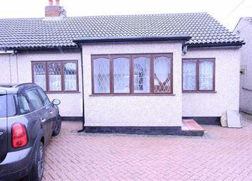 Thumbnail 2 bed semi-detached bungalow to rent in Kingsley Lane, Benfleet, Essex