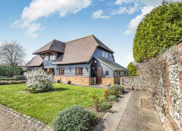 Thumbnail 3 bed barn conversion for sale in Old House Lane, Hartlip, Sittingbourne