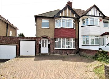 Thumbnail 3 bed semi-detached house for sale in Rossdale Drive, Kingsbury
