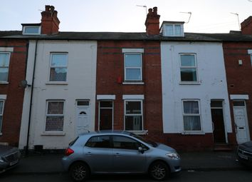 Thumbnail 3 bed terraced house for sale in Lyndhurst Road, Nottingham