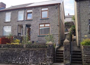 3 bed semi-detached house for sale in Woodfield Terrace, Penrhiwceiber, Mountain Ash CF45
