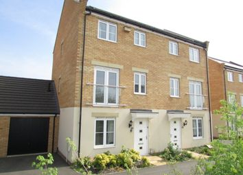 Thumbnail 3 bedroom semi-detached house to rent in Shipton Grove, Hempstead