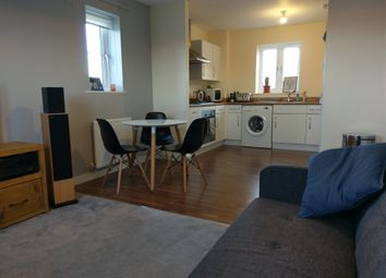 Thumbnail 2 bed flat for sale in Fontwell Road, Bicester, Bicester