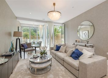 Thumbnail 3 bedroom flat for sale in Langland Gardens, Hampstead, London