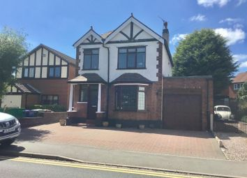 Thumbnail 3 bed detached house for sale in Newhall Gardens, Cannock Road, Cannock
