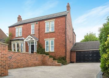Thumbnail 5 bed detached house for sale in Beech Avenue, Whickham, Newcastle Upon Tyne
