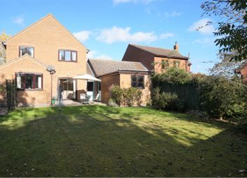 Thumbnail 3 bed link-detached house for sale in Haggars Mead, Forward Green, Stowmarket