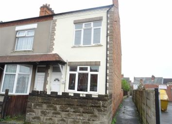 Thumbnail 2 bed terraced house for sale in George Street, Barwell, Leicester