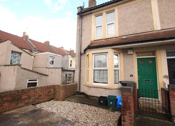 Thumbnail 2 bed end terrace house for sale in Prudham Street, Easton, Bristol