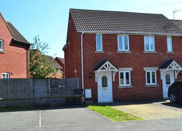 Thumbnail 2 bed semi-detached house to rent in Maesdown Road, Evercreech, Shepton Mallet