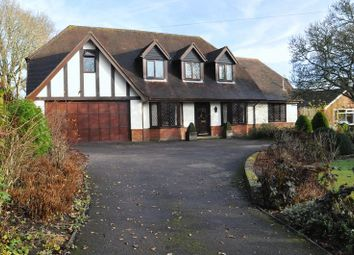 Thumbnail 5 bed detached house for sale in Salisbury Road, Shootash, Romsey