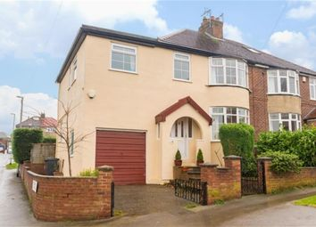 Thumbnail 4 bed semi-detached house for sale in Woodlands Park Road, Pudsey