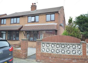 Thumbnail 3 bed semi-detached house for sale in Meanwood Avenue, Blackpool