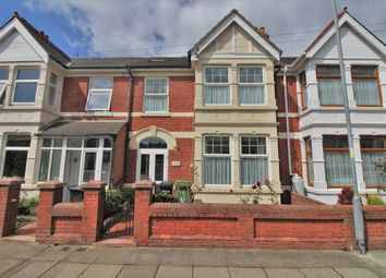 4 bed terraced house for sale in Brunel Road, Portsmouth PO2