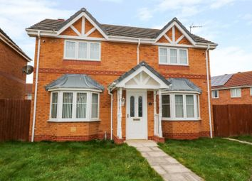 Thumbnail 3 bed detached house to rent in Lon Glanfor, Abergele