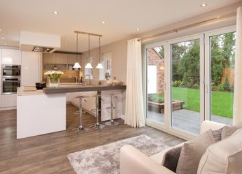 "Thumbnail 5 bed detached house for sale in ""Haughton"" at Tarporley Business Centre, Nantwich Road, Tarporley"