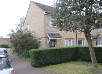 Thumbnail 3 bed end terrace house to rent in Old Brewery Close, Ely