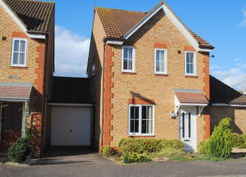 Thumbnail Link-detached house to rent in Jasmine Gardens, Rushden