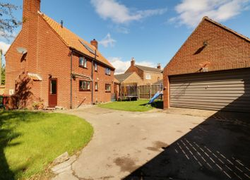 Thumbnail 3 bed detached house for sale in Thorn Lane, Goxhill, Barrow-Upon-Humber