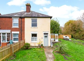 Thumbnail 2 bed semi-detached house for sale in Meadow View, Avon Terrace, Salisbury, Wiltshire