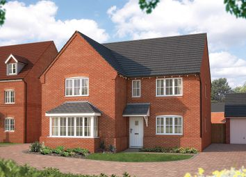 "Thumbnail 5 bed detached house for sale in ""The Arundel"" at Bayswater Square, Stafford"