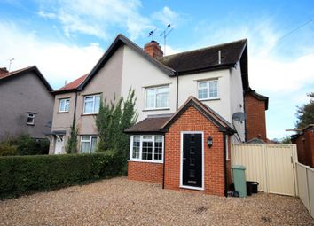 Thumbnail 3 bed semi-detached house for sale in Glebe Lane, Sonning