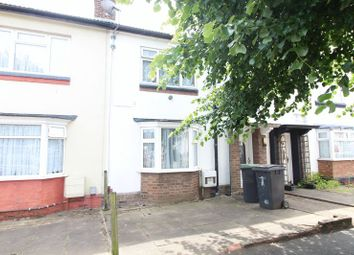 Thumbnail 3 bed terraced house for sale in Summerfield Road, Luton