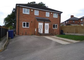 Thumbnail 3 bed semi-detached house for sale in Manor Court, Worsbrough, Barnsley, South Yorkshire