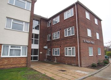 Thumbnail 2 bed flat to rent in St. Peters Place, Western Road, Sompting, Lancing