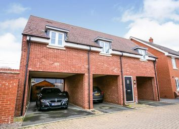 Thumbnail 2 bedroom maisonette for sale in South Meadow, Marston Moretaine, Bedford, Bedfordshire