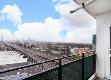 Thumbnail 1 bed flat for sale in Rennie Estate, London