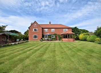 Thumbnail 5 bed detached house for sale in Cross Road, Swanton Abbott, Norwich