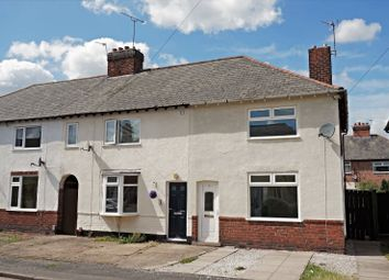 Thumbnail 2 bed semi-detached house for sale in Florence Avenue, Nottingham