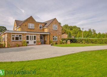 Thumbnail 4 bed detached house for sale in Laundry Lane, Nazeing, Waltham Abbey