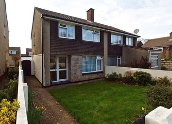 Thumbnail 3 bed semi-detached house to rent in Trethew Gardens, Camborne