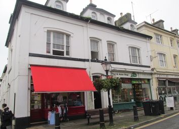 Thumbnail Retail premises for sale in Winner Street, Paignton