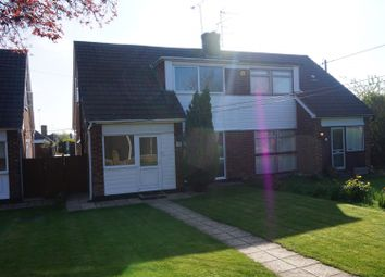 Thumbnail 3 bed semi-detached house for sale in Margarite Way, Wickford