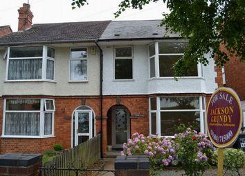 Thumbnail 3 bedroom semi-detached house for sale in Park Avenue North, Abington, Northampton
