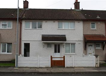 Thumbnail 3 bed terraced house for sale in Ingleton Green, Kirkby, Liverpool