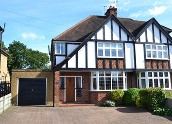 Thumbnail 5 bed semi-detached house to rent in Berceau Walk, Watford