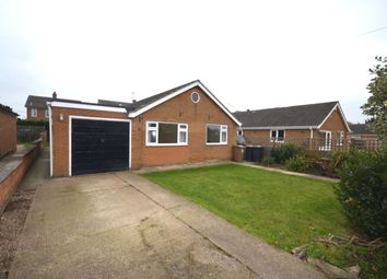 Thumbnail 2 bed bungalow to rent in Hilltop Close, Eagle, Lincoln