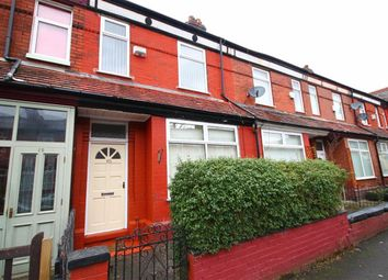 Thumbnail 3 bed property to rent in Fairbourne Road, Levenshulme, Manchester