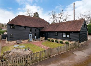 Thumbnail 5 bedroom detached house for sale in Polhill Lane, Harrietsham, Maidstone